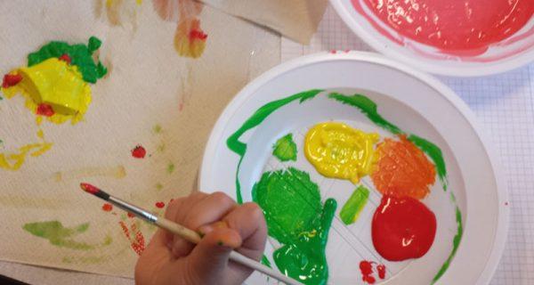 Creiamo i colori